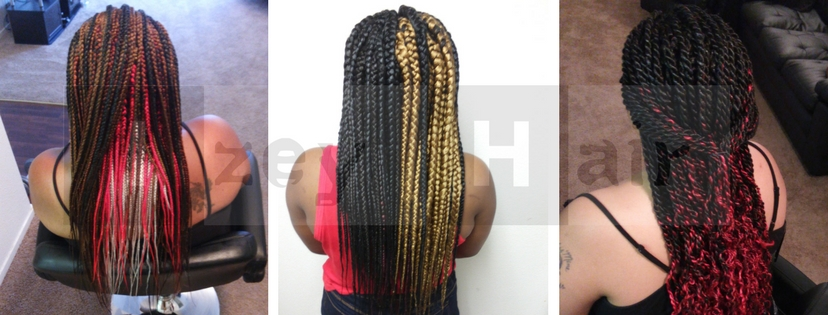 Synthetic Braiding Hair - Xpressions Braiding Hair -Izey Hair Las Vega, NV