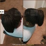 Senegalese Braiding Twists - Color 1B - Simple, Convenient and Professional