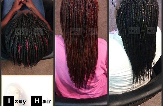Individual (Box) Braids - Izey Hair - Las Vegas, Nevada