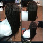 Senegalese Twist - Colors 6 and 4 - Izey Hair - Las Vegas, NV