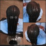 Feed-in Cornrows - 2 Layers - Izey Hair - Las Vegas, NV
