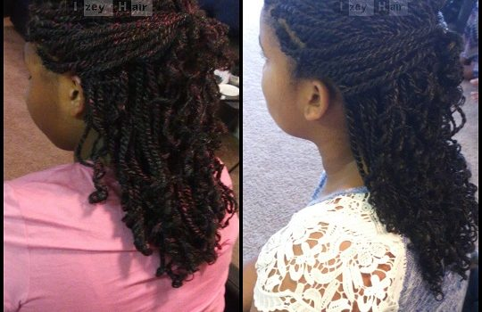 Senegalese Twists vs Kinky Twists - Can You Tell Which is Which- - Izey Hair - Las Vegas, NV