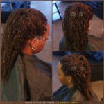Curly Senegalese Twists - Colors 33 and 30 - Izey Hair - Las Vegas, NV