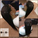 Small Individual Braids - Color 1B (Off-Black) - Izey Hair - Las Vegas, NV