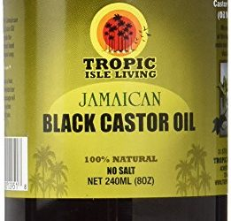 Jamaican Black Castor Oil - Tropic Isle Living