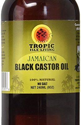 Jamaican Black Castor Oil - Tropic Isle Living