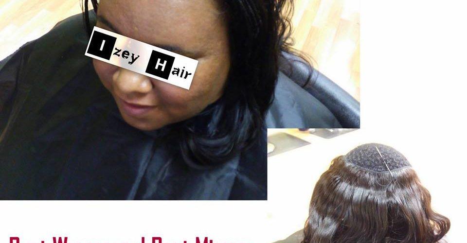 10 Half Weave and Half Micro-Braid Photos