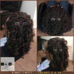 Kinky Twist - Color 2 and Color 30 - Izey Hair - Las Vegas, Nevada