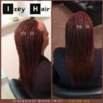 Senegalese Micro Twist - Color 350 - Izey Hair - Las Vegas, NV