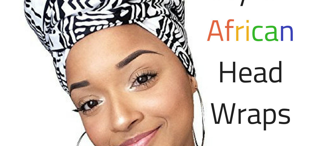 Stylish African Head Wraps