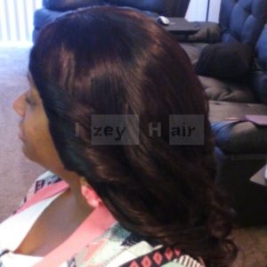 Protective Styling Photos, weaves - Izey Hair Las Vegas