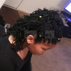 Protective Styling Photos, twists - Izey Hair Las Vegas