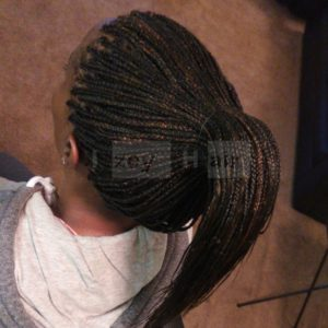 Protective Styling Photos, braids - Izey Hair Las Vegas, NV