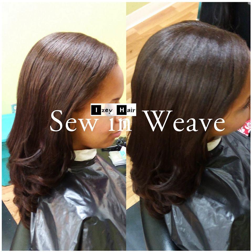 Natural Looking Weaves with Brown Peruvian Hair Bundles - Virgin Unprocessed