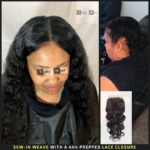 How to blend a Lace Closure