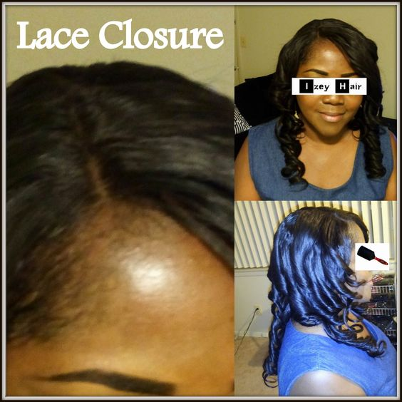 Weaveon Peruvian Hair with Closure