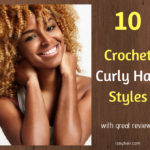 Crochet Curly Hair Styles - with great reviews - Izey Hair in Las Vegas Nevada.