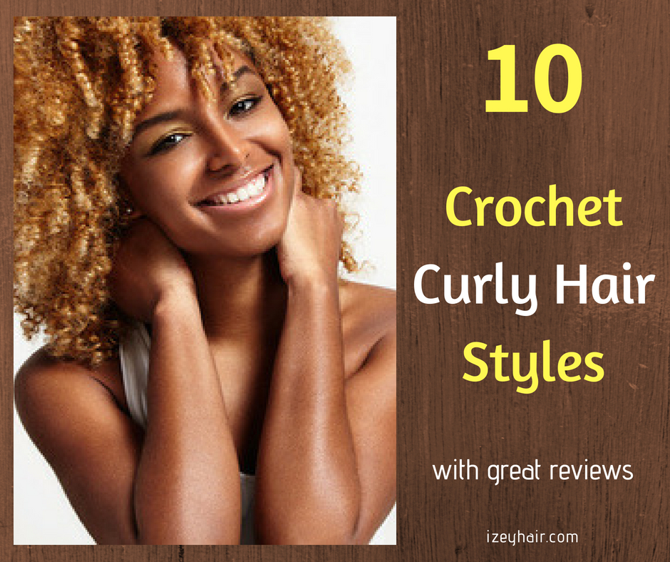 10 Crochet Curly Braid Hair Styles Plus Video On How To Install