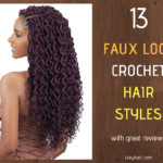 13 Faux Locs Crochet Braiding Hair