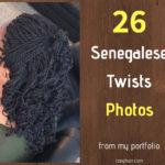 Senegalese Twists Photos by Izey Hair in Las Vegas Nevada.