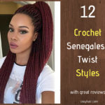 Crochet Senegalese Twist Styles with great reviews - Izey Hair in Las Vegas Nevada. (1)