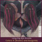 I used Xpressions Braiding Hair. Photo by Izey Hair - Las Vegas, NV