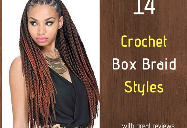 Best Crochet Box Braid Styles with great reviews - Izey Hair in Las Vegas Nevada.