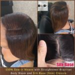 Silk Closure vs Lace Closure - What is the difference between a silk base closure and a lace closure - Izey Hair - Las Vegas, NV
