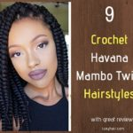9 Crochet Havana Mambo Twist Braid Hairstyles - Izey Hair in Las Vegas Nevada.