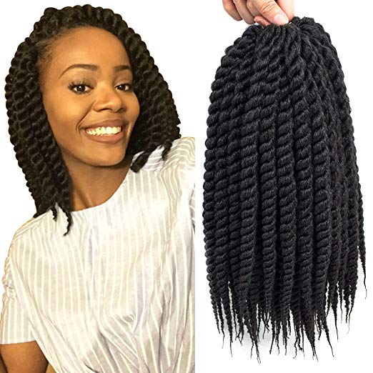9 Crochet Havana Mambo Twist Braid Hairstyles Plus How To Install