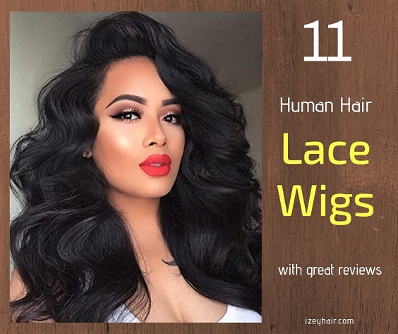 401efaccb 11 Best Brazilian-Peruvian Human Hair Lace Wigs Per Client Reviews - Izey  Hair in