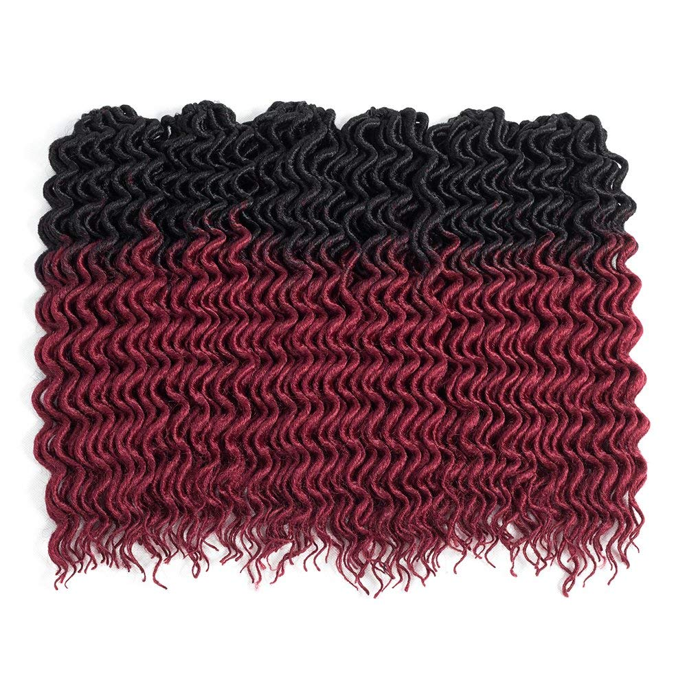 Crochet Faux Locs - 2 Colors: OTBG