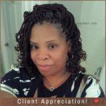 Client Appreciation! ❤ Senegalese Twists. Tasha - Izey Hair - Las Vegas, NV
