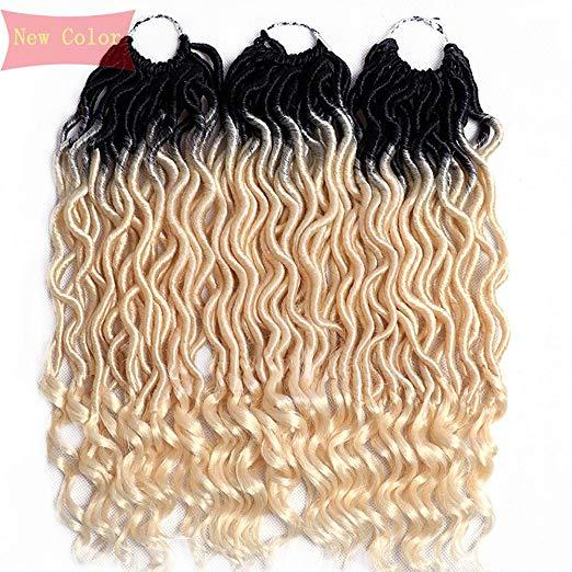 1B/613- Crochet Ombre Faux Locs