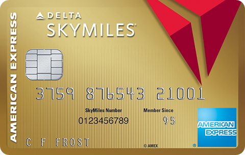 American Express Delta Skymiles Credit Card