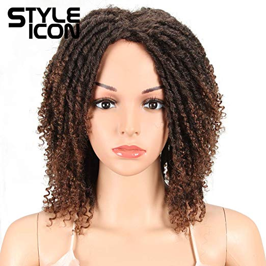 Braided Wig - Locs - Dreadlocks
