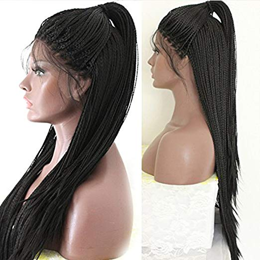 Braided Wig - Long Box Braids