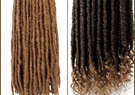 Goddess Locs vs Faux Locs. What's the difference?