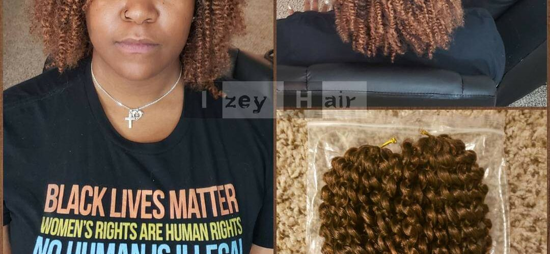 Ombre Crochet Hair For Sale Crochet Braids Curls