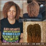 Ombre Crochet Hair For Sale Crochet Braids Curls