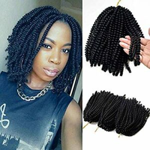 Flyteng Spring Twists Crochet Hair