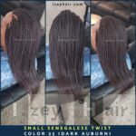 Senegalese Twists Braids Color 33