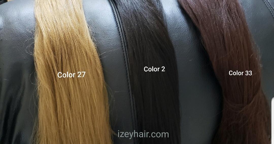 Braids Color 2 27 33 - Xpressions