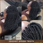 Crochet Spring Twists Braids That Look Like Individuals
