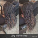Long Micro Braids