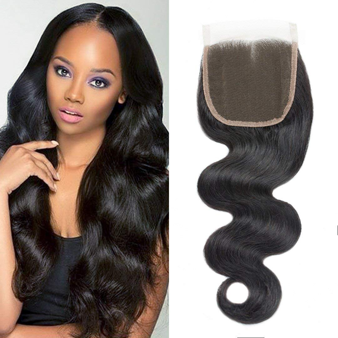 4x4 inch lace closure