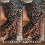 Full Crochet Braids - Goddess Locs