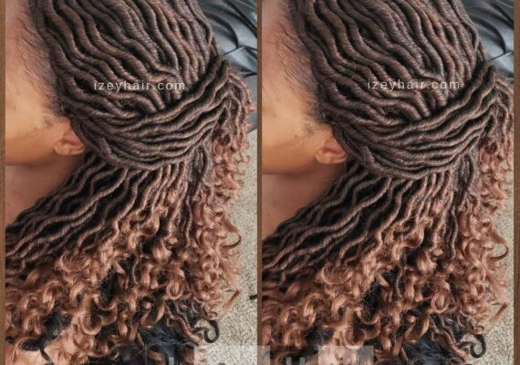 Full Crochet Braids - Goddess Locs