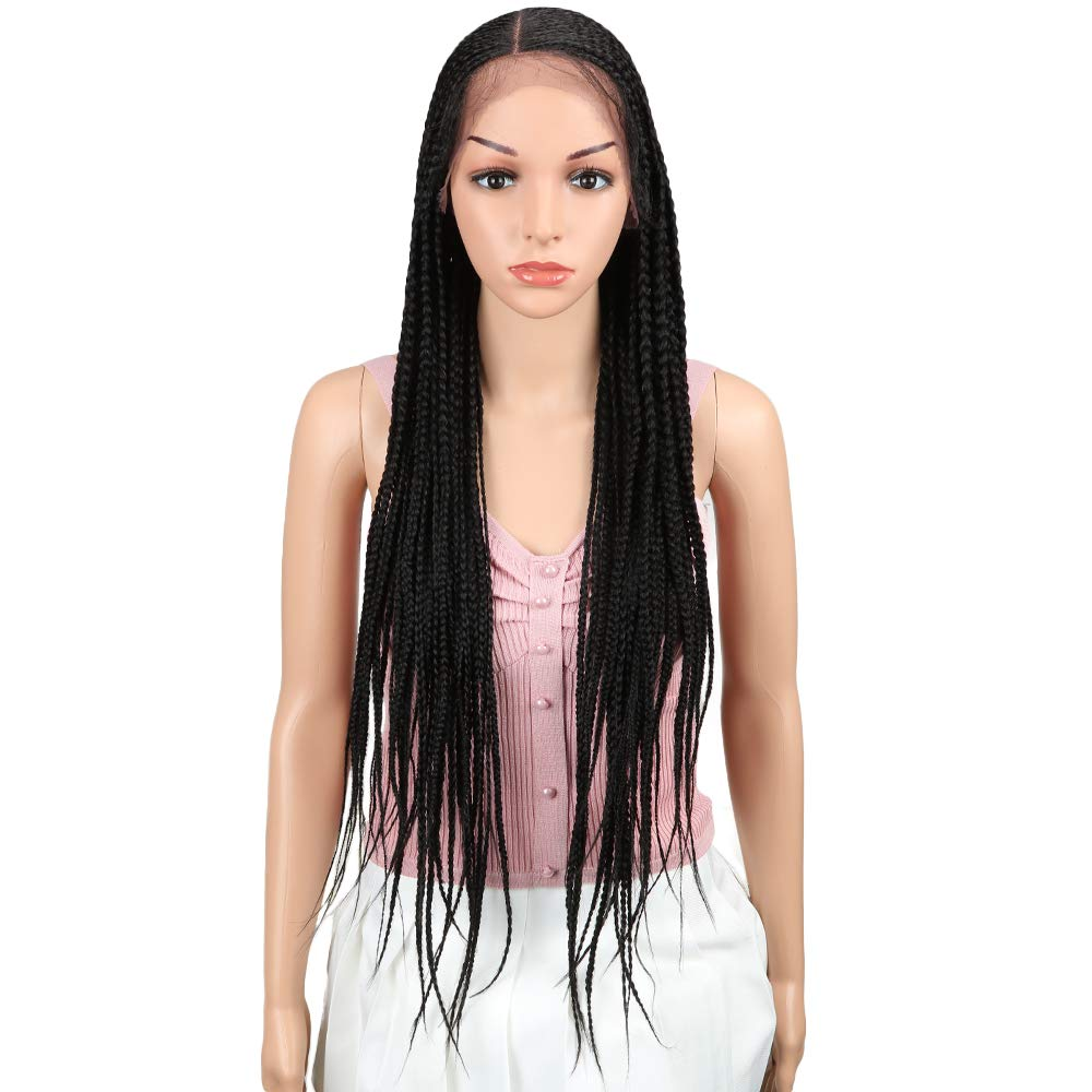 Lemonade Braids Black Wig