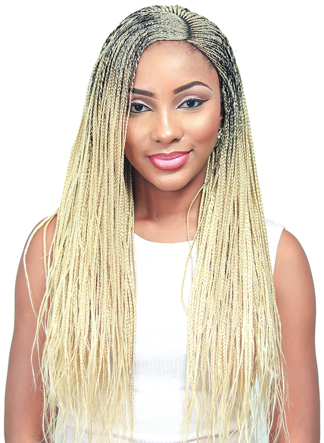 Lemonade Braids Blond Wig - Color 613